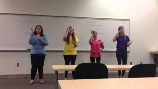 """Girl Power"" - Cheetah Girls ASL (2)"