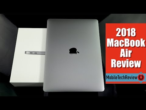 2018 Apple MacBook Air Review