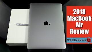 2018 Apple MacBook Air Review