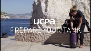 Diving tutorial UCPA #2 - How to use your tank