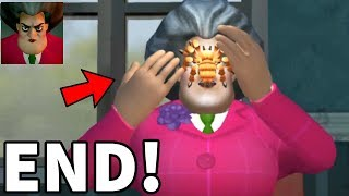 I Made A Spider Attack Hello Neighbor's Sister! | Scary Teacher 3D