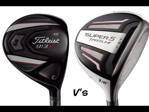 Titleist 913F Vs Adams Superline Super S
