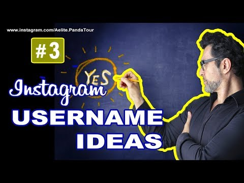 #3 #How To Make A Unique Username! #Howto Edit #Profile #Instagram Many Ways To Find Good #Username!