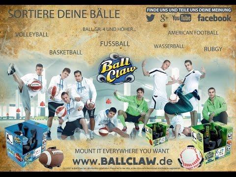 BALLHALTER -  BALL HOLDER - BALL CLAW™
