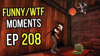 PUBG: Funny & WTF Moments Ep. 208