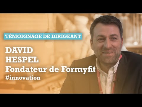 FORMYFIT – Interview de David Hespel, Fondateur