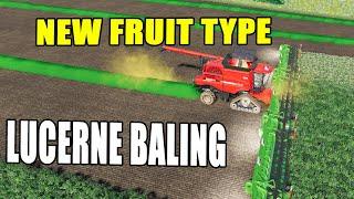 Farming Simulator 19: ALL GRASS BALE TYPE !!! Mini Baler