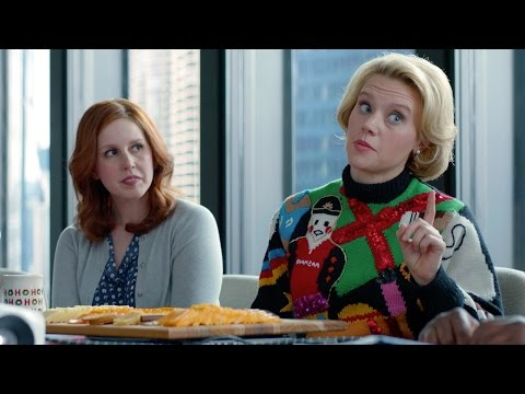 Office Christmas Party (Clip 'Holiday Mixer')