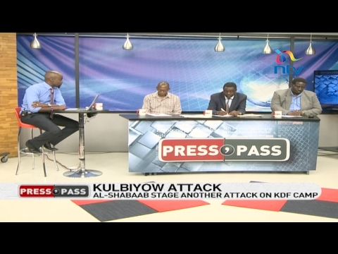 Press Pass: The KDF attack narrative and how the media has handled the situation
