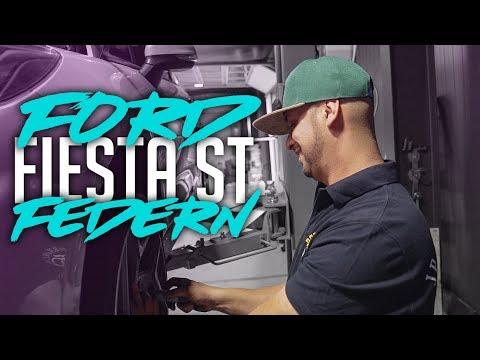 JP Performance - Ford Fiesta ST Federn