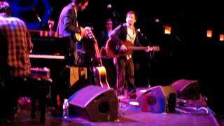 Josh Rouse performs His Majesty Rides @ Le Poisson Rouge