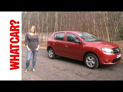 2013 Dacia Sandero review - What Car?