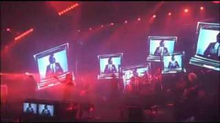 the GazettE - The Invisible Wall [live]