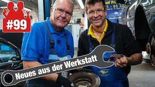 BMW-Ankerplatte noch zu retten? Schweißen & Fräsen vs. teuren Neukauf | Audi Q5 mit defekter Lüftung