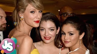 Lorde Says BYE to the Taylor Swift Squad -JS