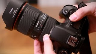 Canon EF 16-35mm f/4 IS USM 'L' lens review with samples (Full-frame and APS-C)