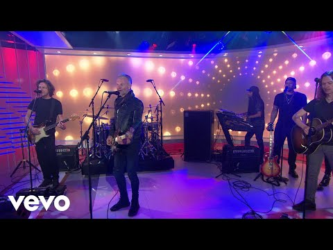 Sting - Shape Of My Heart (My Songs Version/Live From The Today Show/2019)