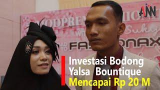 Kasus Dugaan Investasi Bodong Yalsa Boutique