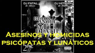 2pac con Big Syke & Spice 1-I'm Losin' It [REMIX](subtitulado)
