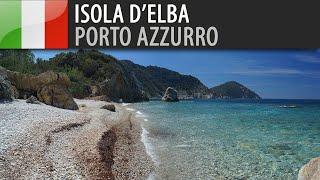 Virtual Elba La Spiaggia di Porto Azzurro