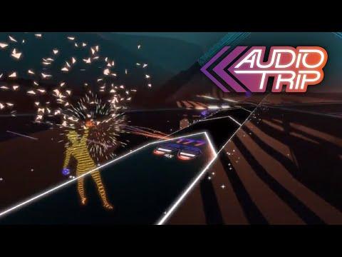 ה-Audio Trip מאפשר לך לרקוד לכוריאוגרפיה של אמנים ידועים במציאות מדומה
