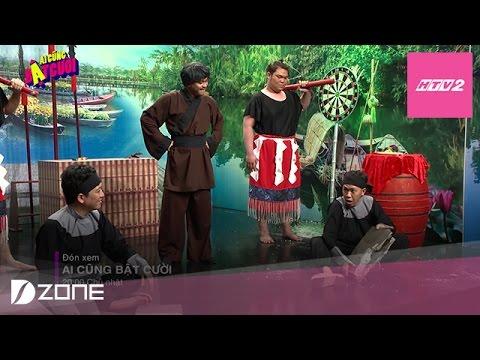 HTV2 - Viewcut Ai cũng bật cười tập 40 || Phim cười: Sơn đông mãi võ