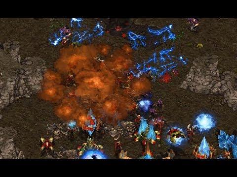 EPIC - kimchi (P) v sAviOr (Z) on Fighting Spirit - StarCraft - Brood War 2020