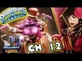 Let's Play Skylanders Swap Force: Part 14 - Frost Fest Mountains (Chapter 12) Mom Dad Co-Op Face Cam