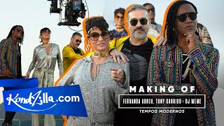 Bastidores: Tempos Modernos – Fernanda Abreu, Toni Garrido e DJ Memê