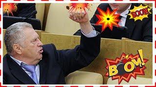 Жириновский представляясь РУССКИМ,  опускает ВСЕХ евреев на Поединке!