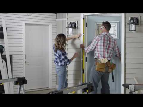 MASTERCRAFT Exterior Doors > Exterior Doors > Installation of an Exterior Door