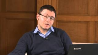"Ariel Hessayon, Goldsmiths, explains ""What is Prophesy and Prophet?"""