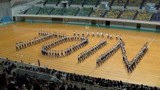 大阪桐蔭高校吹奏楽部マーチングTOIN2018体育祭