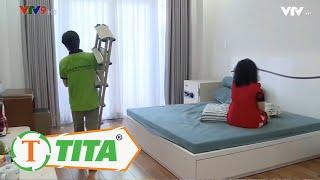 VTV9 Tư Vấn Giá Rèm Cửa - Giấy Dán Tường và Vệ Sinh Nhà Cửa