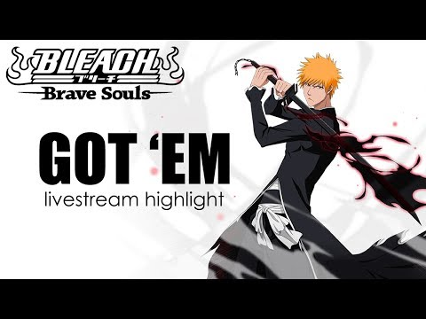 Bleach Brave Souls: Yolo for Movie Ichigo (livestream recording)