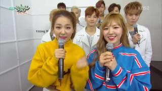 [SPECIAL MC] GOT7 & Red Velvet Wendy Seulgi