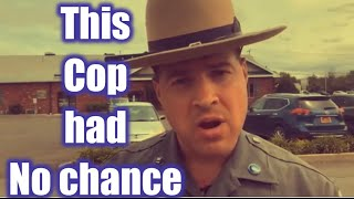 Best of cops getting owned schooled Compilation
