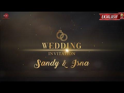 089630633000 (WA/Telp) Jasa Pembuatan Video Animasi INVITATIONS WEDDING Semarang - Ronapedia