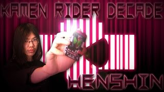 kamen rider decade henshin sound effect - Thủ thuật máy tính - Chia