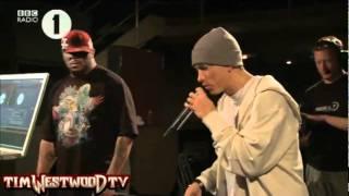 Eminem Freestyle On Tim Westwood