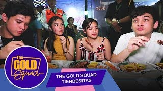 THE GOLD SQUAD NIGHTOUT! PET SUPPLIES AND STREET FOOD | The Gold Squad