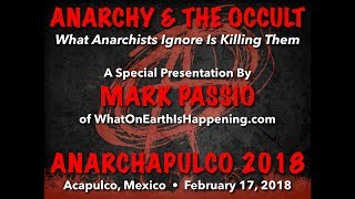 Mark Passio - Anarchy & The Occult