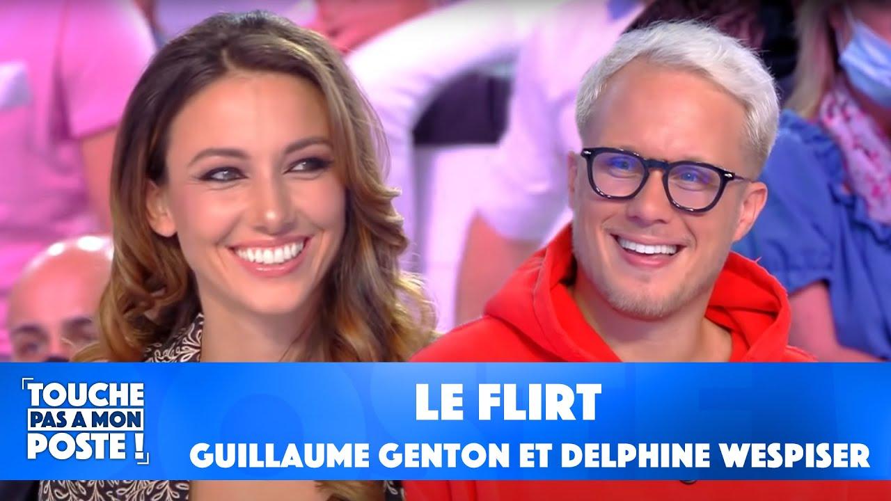 Que se passe-t-il (vraiment) entre Delphine Wespiser et Guillaume Genton ?