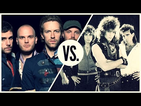 Coldplay vs. Bon Jovi - Livin' La Vida
