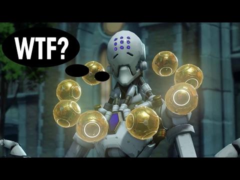 Убил золотого Дзеньятту в дуэли Overwatch