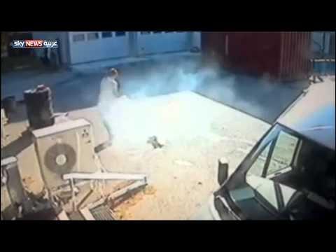 انفجار آيفون في جيب صاحبه