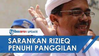Mahfud MD Sarankan Habib Rizieq Penuhi Panggilan Polisi demi Keselamatan Masyarakat