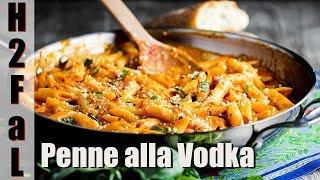 Italian Cuisine | PENNE ALLA VODKA | How To Feed A Loon