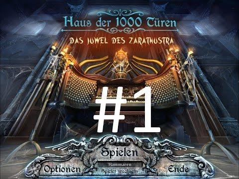 Haus der 1000 Türen – Das Juwel des Zarathustra