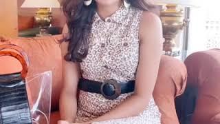 AMNA ILYAS in Dubai for Baaji Promotions